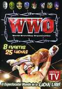 WORLD WRESTLING ORGANIZATION: 8 EVENTOS 1 (DVD) at Sears.com