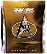 Star Trek: The Next Generation - The Complete Second Season (Blu-Ray) at Sears.com