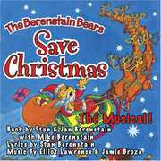 The Berenstain Bears Save Christmas (CD) at Kmart.com