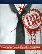 Battle Royale: The Complete Collection (Blu-Ray) at Kmart.com