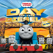 Thomas & Friends: Day of the Diesels (CD) at Kmart.com
