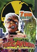 Complete Toxic Avenger (DVD) at Kmart.com