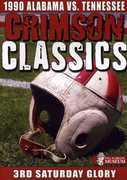 Crimson Classics: 1990 Alabama vs. Tennessee (DVD) at Kmart.com