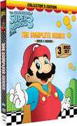 ADVENTURES OF SUPER MARIO BROTHERS 3: THE COMPLETE (DVD) at Kmart.com