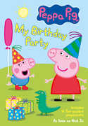 Peppa Pig: My Birthday Party (DVD) at Kmart.com