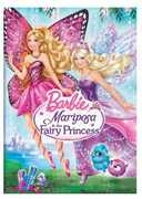 Barbie: Mariposa & the Fairy Princess (DVD) at Sears.com
