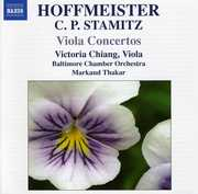 Hoffmeister, C.P. Stamitz: Viola Concertos (CD) at Sears.com
