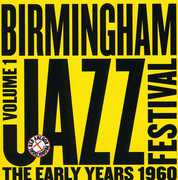 Birmingham Jazz Festival 1: Early Years 1960 / Var (CD) at Kmart.com