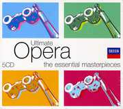 Ultimate Opera: Essential Masterpieces /  Various , Various Artists