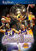 NBA: 2009-2010 Champions - Los Angeles Lakers (DVD) at Kmart.com
