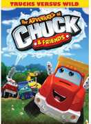 ADVENTURES OF CHUCK & FRIENDS: TRUCKS VERSUS WILD (DVD) at Kmart.com