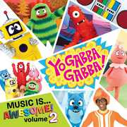 Yo Gabba Gabba: Music Is Awesome 2 / Various (CD) at Sears.com