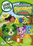 LeapFrog: Scout & Friends - Phonics Farm (DVD) at Sears.com