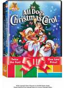 All Dogs Christmas Carol/Christmas Carol: The Movie (DVD) at Sears.com