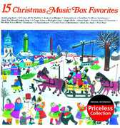 15 Christmas Music Box Favorites / Various (CD) at Kmart.com