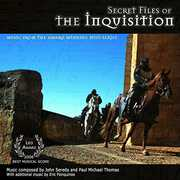 Secret Files of the Inquisition /  O.S.T.
