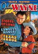 John Wayne Triple Feature 4 (DVD) at Kmart.com