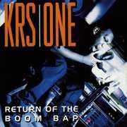 Return of the Boom Bap , KRS-One & Marley Marl