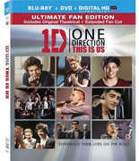 One Direction: This Is Us (Blu-Ray + DVD + UltraViolet) at Sears.com