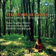 Vivaldi-The Four Seasons (CD)