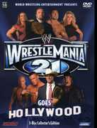 WWE: Wrestlemania 21 (DVD) at Kmart.com