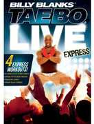 Billy Blanks: Tae Bo Live Express (DVD) at Kmart.com