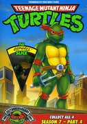 Teenage Mutant Ninja Turtles: Season 7, Pt. 4 - The Raphael Slice (DVD) at Kmart.com