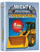 Mighty Machines Power Pack (DVD) at Sears.com