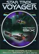 Star Trek Voyager: Complete Sixth Season (DVD) at Kmart.com
