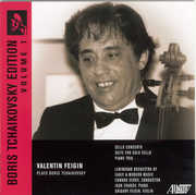 Valentin Feigin Plays Boris Tchaikovsky (CD) at Sears.com
