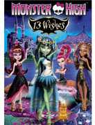 Monster High: 13 Wishes (DVD) at Kmart.com