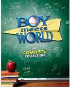 BOY MEETS WORLD: COMPLETE COLLECTION (DVD) at Kmart.com