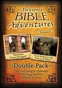 Awesome Bible Adventures, Vol. 4: Samson's Super Strength/God Destroys the Tower of Babel (DVD) at Kmart.com