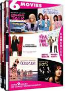 LEADING LADY COMEDIES: 6 MOVIE SET (DVD) at Kmart.com