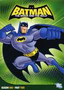 Batman: The Brave and the Bold - Season One, Part Two (DVD) at Kmart.com