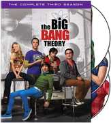 Big Bang Theory: The Complete Third Season (DVD) at Kmart.com