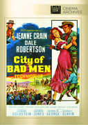 CITY OF BAD MEN (DVD) at Sears.com