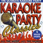 Karaoke Party Classics /  Various , Various Artists