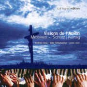 Visions de l'Amen: Messiaen - Sch?tz / Kurt?g (CD) at Sears.com