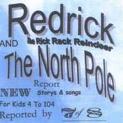 Redrick (The Rick Rack Reindeer) And the North Pole Report (CD) at Kmart.com