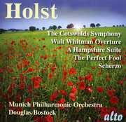 Holst: Cotswolds Symphony; Walt Whitman Overture; A Hampshire Suite (CD) at Kmart.com