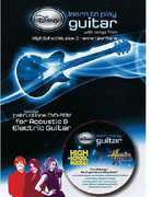 DISNEY LEARN TO PLAY GUITAR: DISNEY LEARN TO PLAY (DVD) at Kmart.com