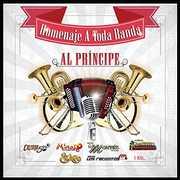 Homenaje a Toda Banda Al Principe , Various Artists