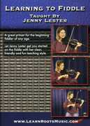 Jenny Lester: Learning to Fiddle (DVD) at Kmart.com