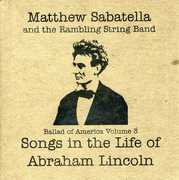 Songs the Life of Abraham Lincoln 3 (CD) at Sears.com