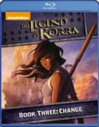 Legend of Korra: Book Three - Change (2PC)