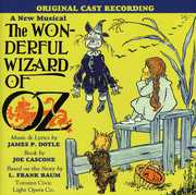 Wonderful Wizard of Oz [2008 Cast Recording] (CD) at Kmart.com