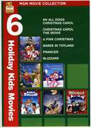 6 MGM Holiday Kids Movies (DVD) at Sears.com