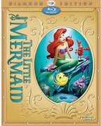 The Little Mermaid (Blu-Ray + DVD + Digital Copy) at Kmart.com