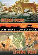 ANIMAL COMBO PACK: BORN FREE / LIVING FREE (DVD) at Kmart.com